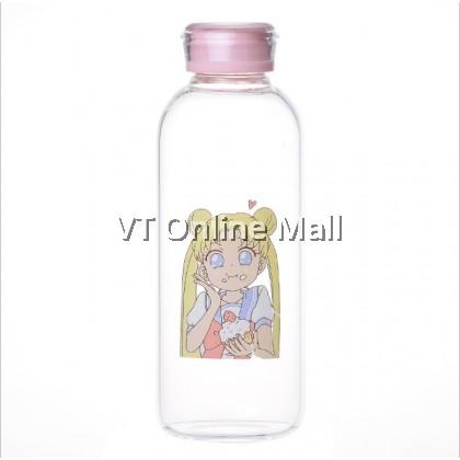 Sailor Moon Cute Glass Bottle 450/700ml