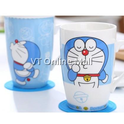 Doraemon Cute Gift Box Mug (4 Cute Emotions)