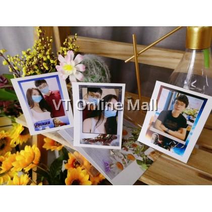 Polaroid Photo Avenger Design Printing Service [2pcs]