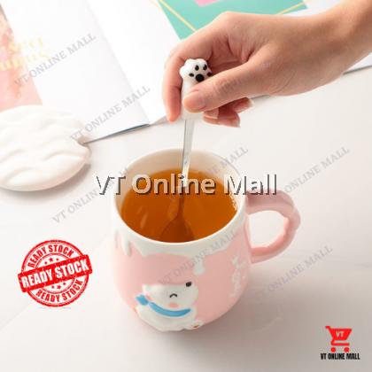 Cute Mug Gift Box Polar Bear Birthday / Anniversary/ Wedding Gift   Hadiah Hari Jadi Cawan Beruang