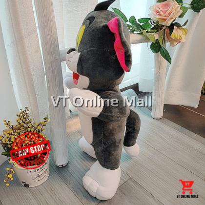 Tom and Jerry Toys Doll Cartoon 35cm For Collection Home Decoration | Patung Mainan Kanak Kanak